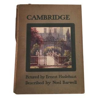 Cambridge E. Haslehust and N. Barwell C. 1910