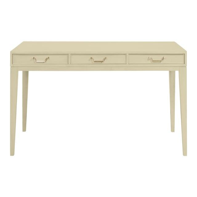 Casa Cosima Living Tilda Taper Leg Desk - Richmond Gray For Sale