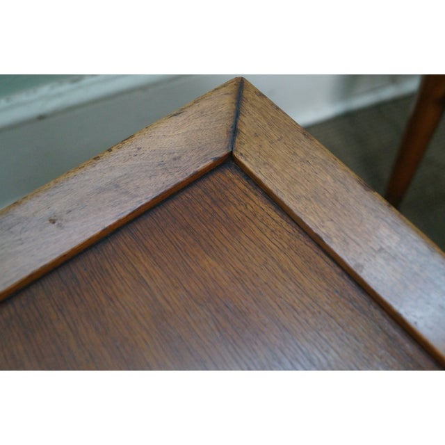 Mid-Century Walnut Side Tables - A Pair - Image 5 of 9