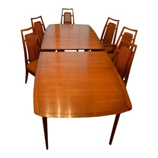 Drexel Heritage Meridian Dining Room Set For Sale