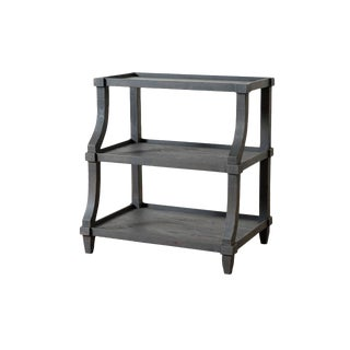 Transitional Anne Side Table For Sale