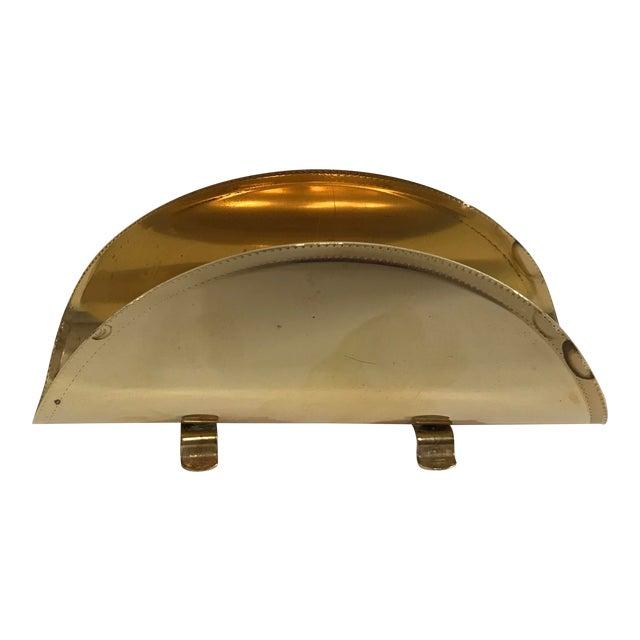 Vintage brass business card holder chairish vintage brass business card holder for sale colourmoves