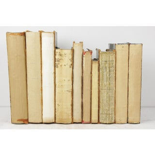 Deconstructed Antique Books S/10 Preview