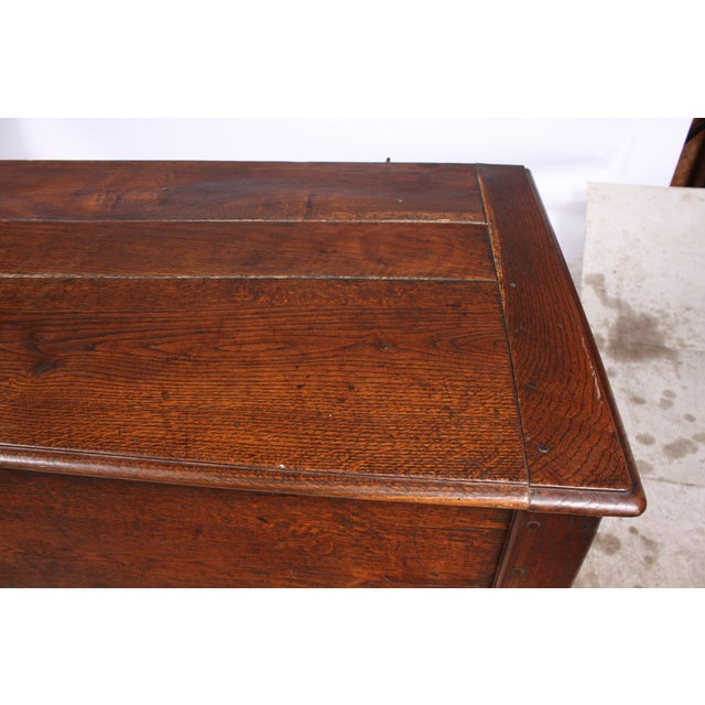 1800s French Sugar Chest - Image 4 of 4