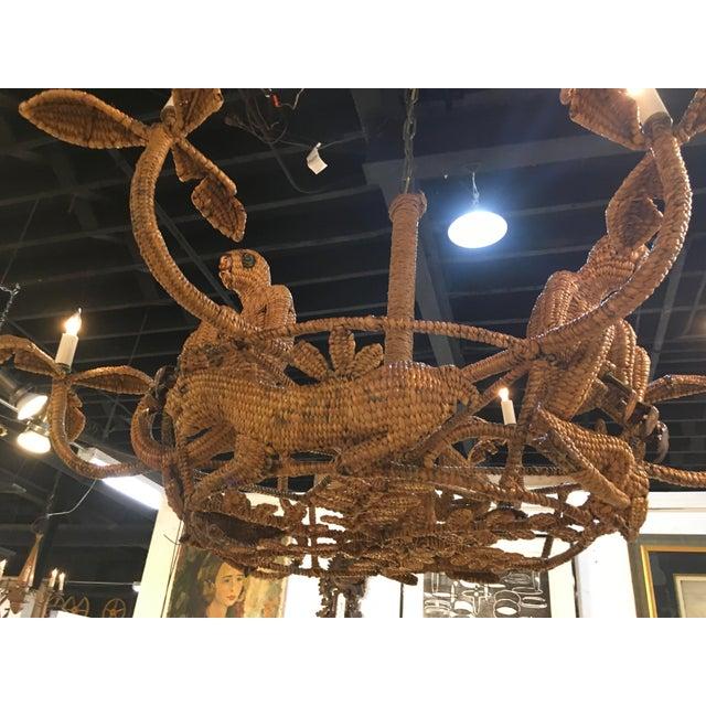 Mario Torres Lopez Chandelier For Sale In Atlanta - Image 6 of 13