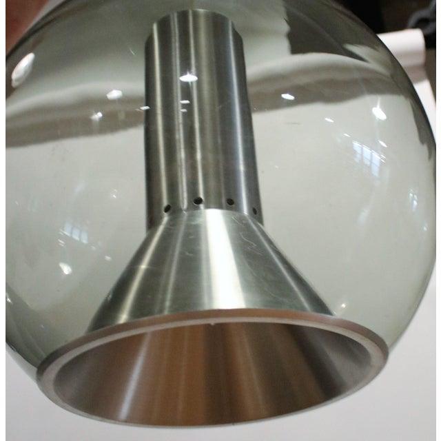 1960s Ceiling Lamp by Franck Ligtelijn for Raak, 1960s For Sale - Image 5 of 6