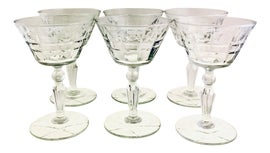 Image of English Glassware Sets