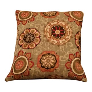 Handmade Decorative Accent Pillow For Sale