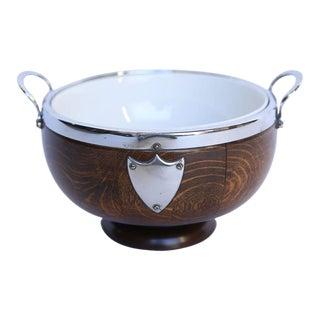 Antique English Trophy Bowl For Sale