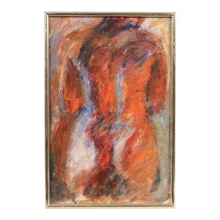 Glowing Skin by Mogens Hoff For Sale