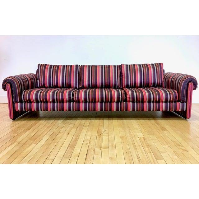 Mid-Century Vintage John Stuart Sofa Couch For Sale - Image 10 of 10