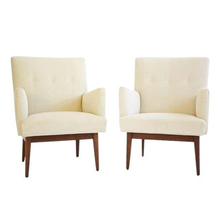 Jens Risom Arm Chairs