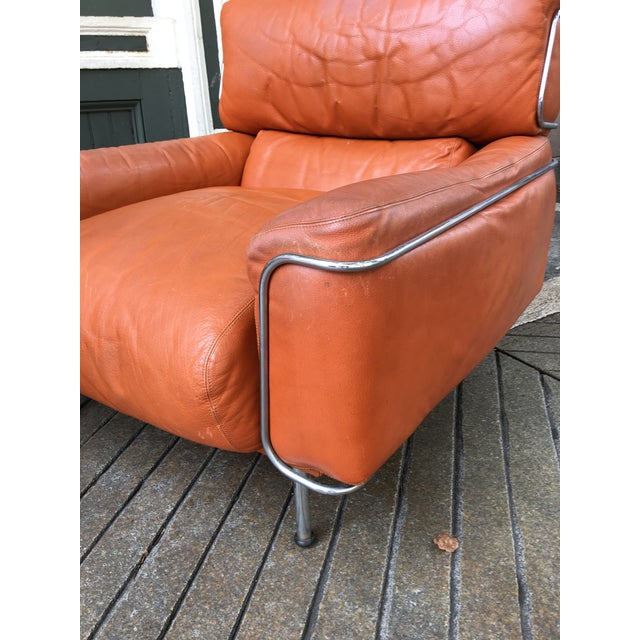 1960s Saporiti Lounge Chairs - a Pair For Sale - Image 5 of 13