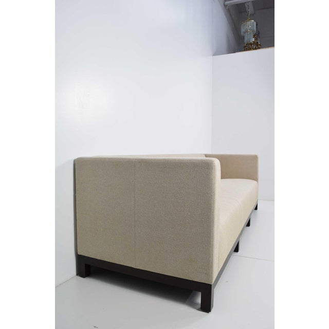 Modern Christian Liaigre for Holly Hunt Sofa For Sale - Image 3 of 7