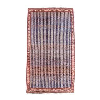 Persian Luri Carpet - 3′9″ × 6′8″ For Sale