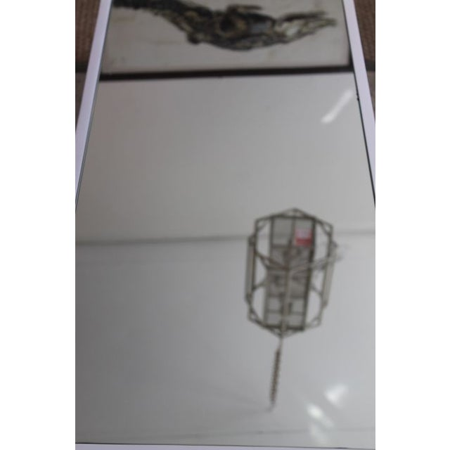 White Lacquered Coffee Table - Image 5 of 7