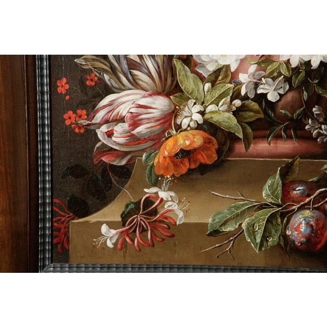 18th C. Dutch Still Life Oil Painting For Sale In Los Angeles - Image 6 of 11