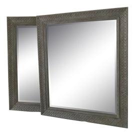 Image of Dove Gray Mirrors