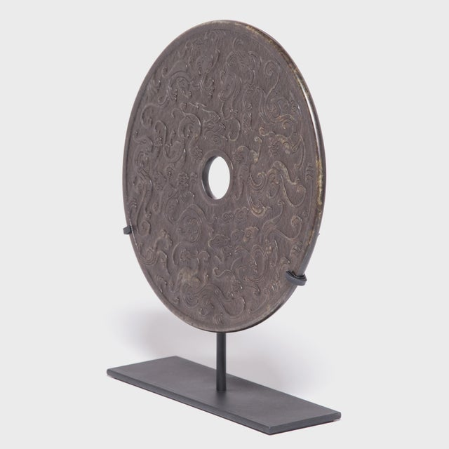 Bi discs have been found in the tombs of ancient Chinese emperors and aristocrats, but their true meaning is still not...