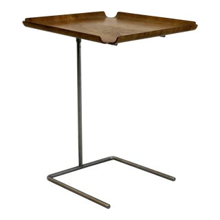1950s Mid-Century Modern George Nelson Early Edition Side Tray Table