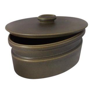 "Vintage English Wedgwood ""Earthenware"" Casserole Dish"