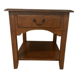 Ethan Allen Country Crossings End Table For Sale
