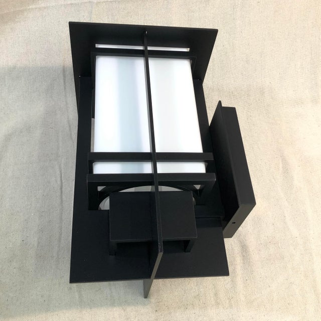 2010s Hubbardton Forge Tourou Outdoor Wall Light Lantern For Sale - Image 5 of 10