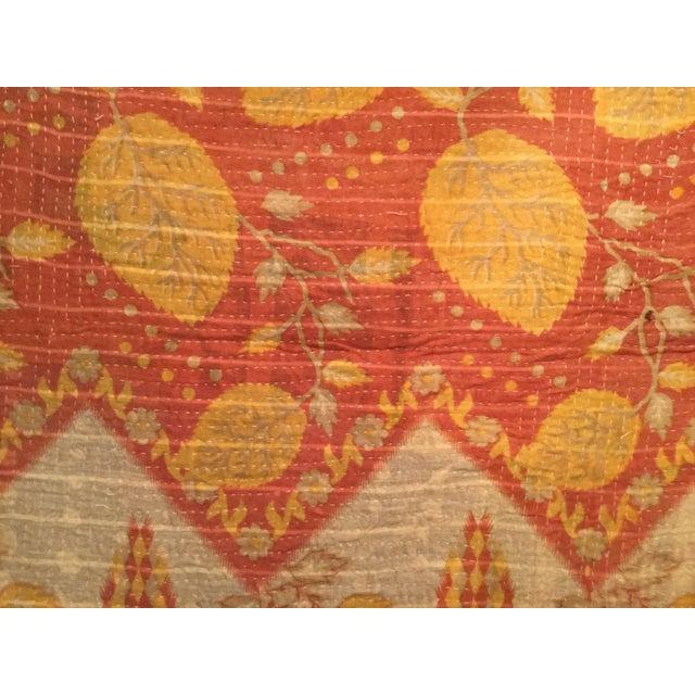 Vintage Kantha Quilt - Image 6 of 6