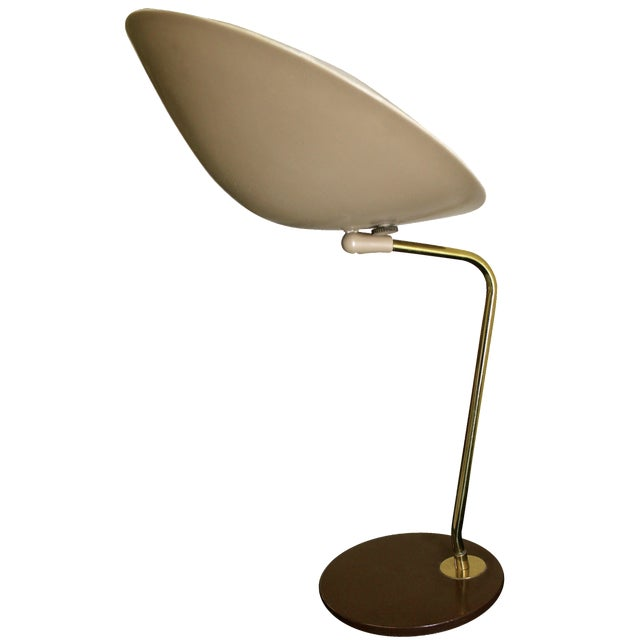 Gerald Thurston for Lightolier Dome Desk Lamp - Image 1 of 5