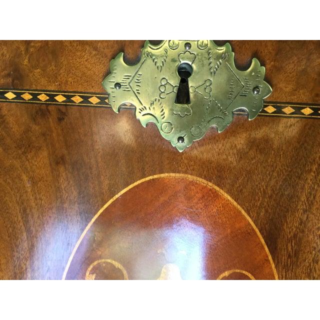 Biltmore Estates Drexel Drop Front Desk For Sale - Image 9 of 13