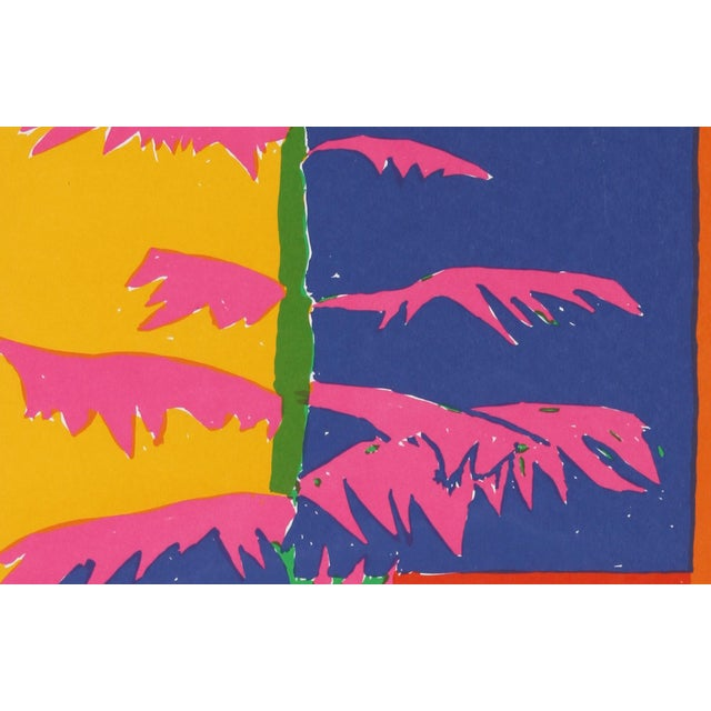 Artist: John Grillo, American (1917 - 2014) Title: Kaleidoscope I Year: 1978 Medium: Serigraph, signed and numbered in...
