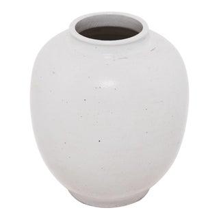 Cloud White Onion Jar For Sale