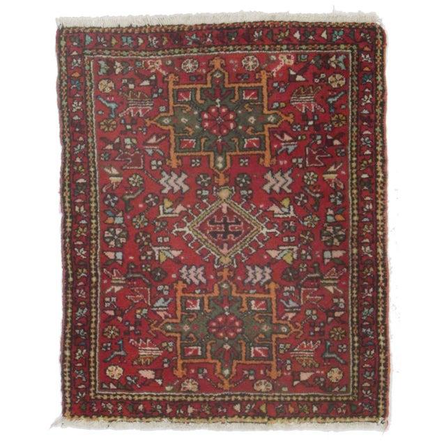 RugsinDallas Persian Karajeh Wool Rug - 2′5″ × 3′1″ - Image 1 of 2