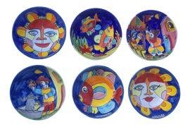 Image of Italian Decorative Bowls