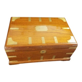 Indian Writing Box For Sale