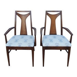 Mid-Century Kent Coffey Perspecta Dining Room Chairs - A Pair For Sale