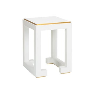 Chelsea House Inc Chow Side Table For Sale