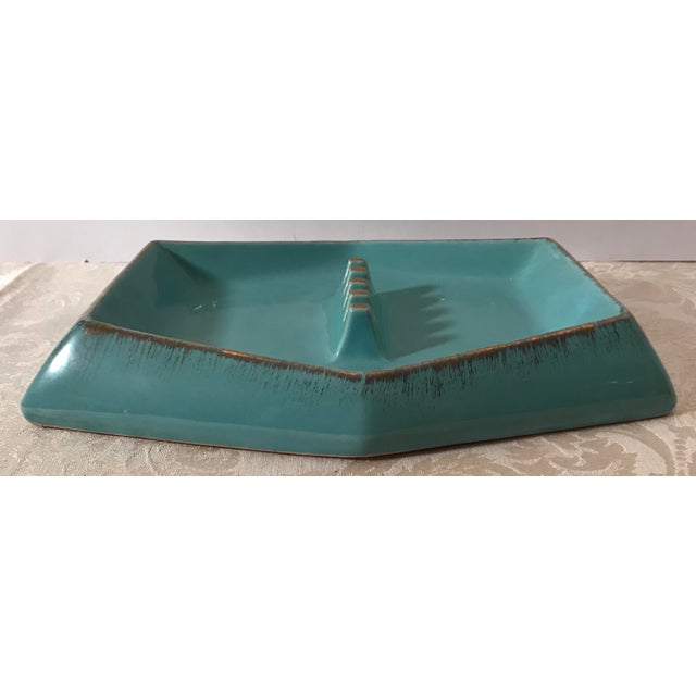 Mid Century Modern Rossini Pegasus Ceramic Ashtray For Sale - Image 4 of 11