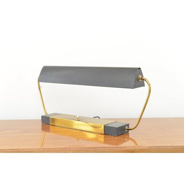 Mid 20th Century Italian Desk Lamp by Stilnovo For Sale - Image 5 of 7