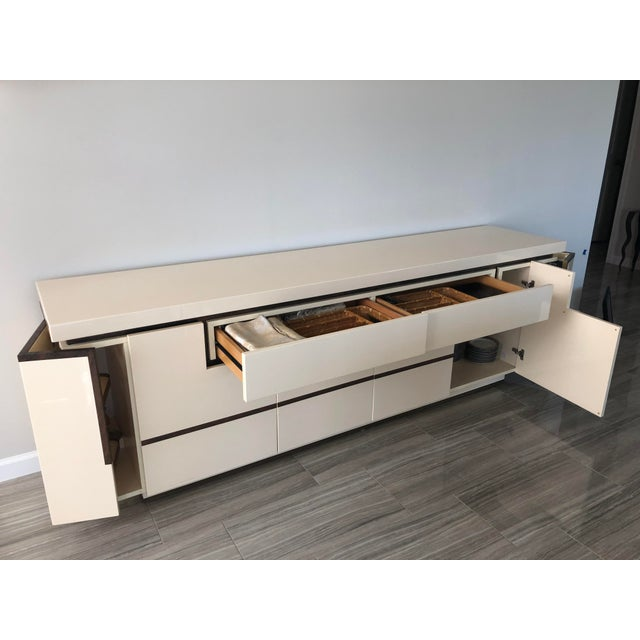 Contemporary 1980s Contemporary Roche Bobois Buffet For Sale - Image 3 of 4