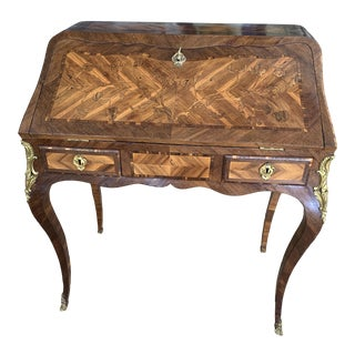 19th Century Belle Epoque Lady's Desk For Sale