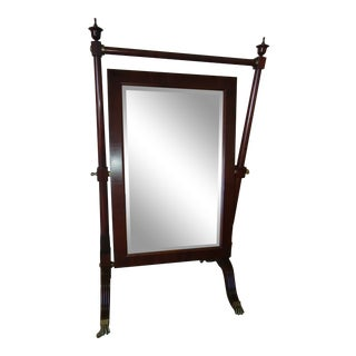 Ralph Lauren Chaval Standing Mirror For Sale