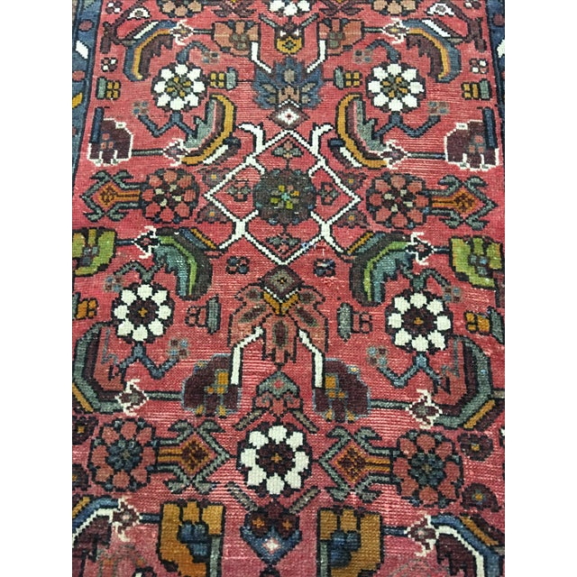 "Karajeh Persian Runner - 2'9"" x 9'9"" - Image 6 of 10"