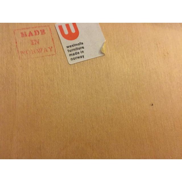 Norwegian Westnofa 4 Drawer Dresser - Image 10 of 11