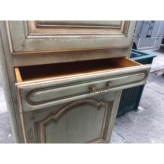 1950s French Country Kitchen Food Cupboard Cabinet Preview
