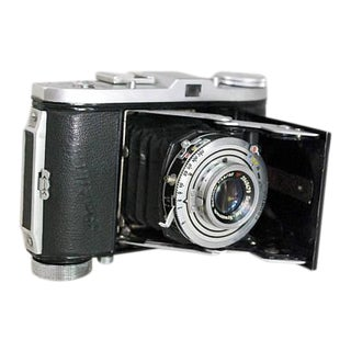 1950s Balda Baldinette 35mm Camera With Case For Sale
