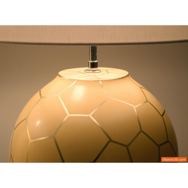 1980s 1980s Contemporary Karl Springer Lamps - a Pair For Sale - Image 5 of 10