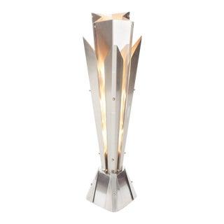 Goffredo Reggiani Star Shaped Floor Lamp, 1960s. For Sale