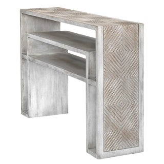Modern Design Console Table For Sale
