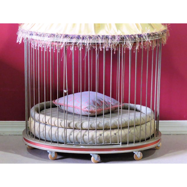 Carnival Metal Circus Tent Pet Bed For Sale - Image 3 of 6